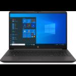"""HP 250 G8 Notebook 39,6 cm (15.6"""") Full HD Intel® 10de generatie Core™ i3 8 GB DDR4-SDRAM 128 GB SSD Wi-Fi 6 (802.11ax) Windows 10 Pro Zwart"""