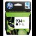 HP Cartucho de tinta original 934XL de alta capacidad negro
