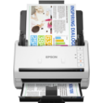 Epson WorkForce DS-530 Sheet-fed scanner 600 x 600 DPI A4 White