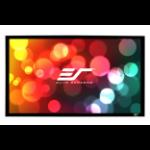 "Elite Screens ""Sable Frame ER110WH1"" Rahmenleinwand 243,8cm x 137,2cm (BxH) 16:9 projection screen 2.79 m (110"")"