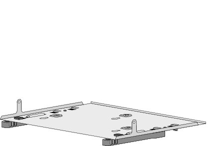 DIN Rail Mount For Compact Switch