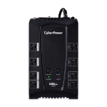 CyberPower CP685AVRG uninterruptible power supply (UPS) Line-Interactive 685 VA 390 W 8 AC outlet(s)