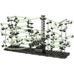 Generic Space Rail Construction Kit - Glow in the Dark