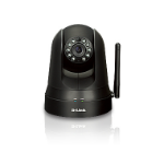 D-Link Home Monitor 360 Indoor Dome Black