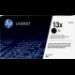 HP Cartucho de tóner original LaserJet 13X de alta capacidad negro