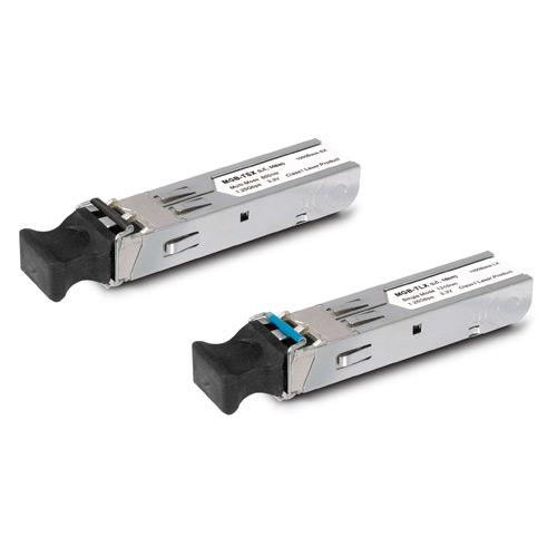 PLANET MGB-L40 network transceiver module Fiber optic 1000 Mbit/s mini-GBIC 1310 nm