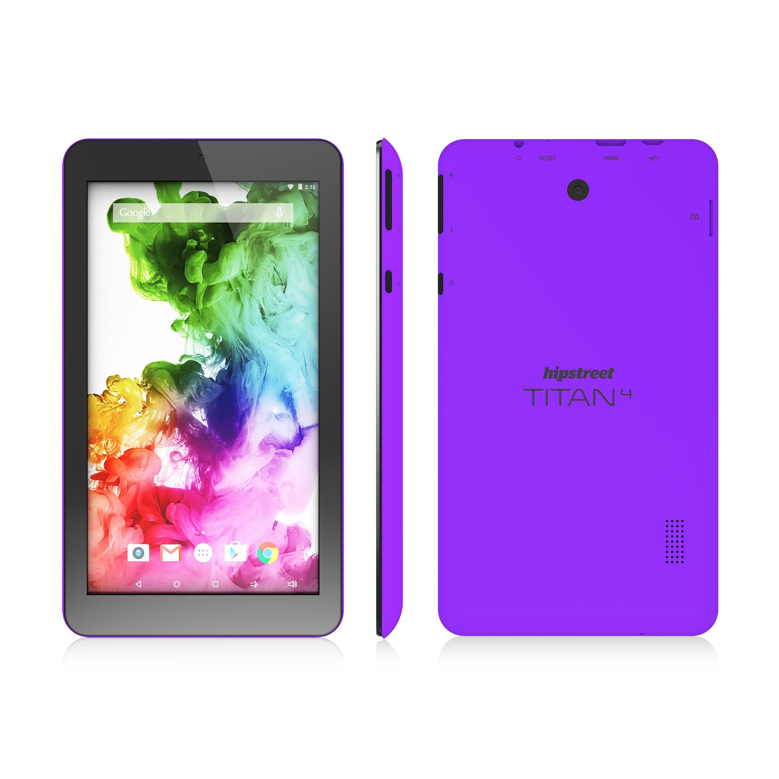 Hip Street Titan 4 8GB Purple