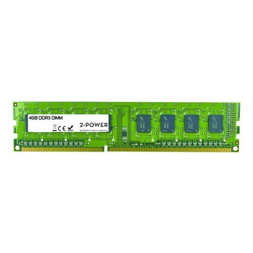2-Power 4GB DDR3 1333MHz DIMM
