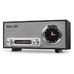 Victrola VC-150-BLK-EU radio Personal Analog Black,Silver