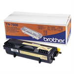 Brother TN-7600 Toner black, 6.5K pages @ 5% coverage