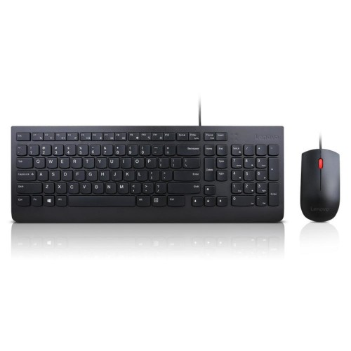 Lenovo 4X30L79883 keyboard USB QWERTY US English Black