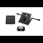 "Wacom ACK620K flat panel desk mount 39.6 cm (15.6"") Freestanding Black"