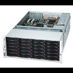 Supermicro SC847E16-R1400LPB Intel® C602 LGA 1356 (Socket B2)