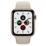 Apple Watch Series 5 smartwatch Gold OLED Cellular GPS