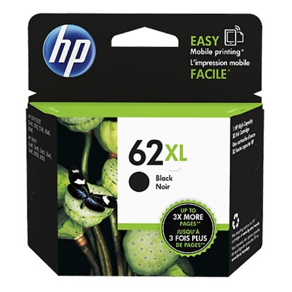 HP C2P05AE (62XL) Printhead black, 600 pages