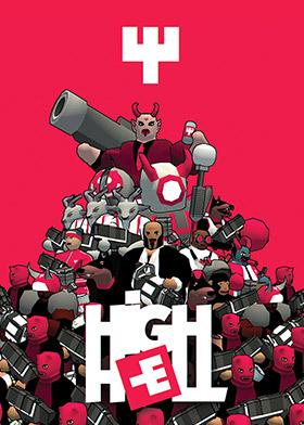 Nexway High Hell vídeo juego PC/Mac Básico Español
