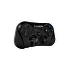 Steelseries Black Stratus Wireless Gamepad For Apple iOS7+ Devices