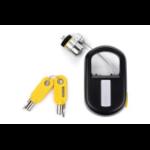 Kensington Candado retráctil con llave para portátiles MicroSaver®