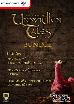 Nexway The Book of Unwritten Tales Collection Video game downloadable content (DLC) PC Español