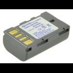 2-Power Camcorder Battery 7.2V 800mAh