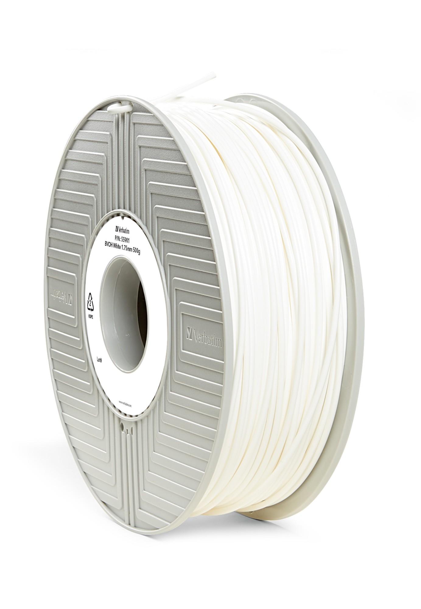 3d Printer Filament Bvoh 1.75mm 500g Transparent