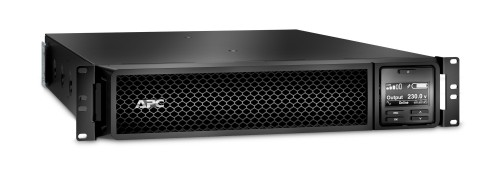 APC Smart-UPS SRT 1500VA RM 230V Network Card uninterruptible power supply (UPS) Double-conversion (Online) 1500 W