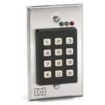 Nortek 0-211111 Basic access control reader Black,Silver access control reader