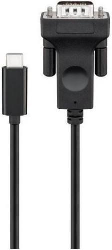 Microconnect USB3.1CVGA1.8 USB graphics adapter 1920 x 1080 pixels Black
