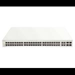 D-Link DBS-2000-52MP network switch Managed Gigabit Ethernet (10/100/1000) Power over Ethernet (PoE) Grey