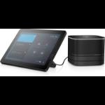 HP Elite Slice G2 7th gen Intel® Core™ i5 i5-7500T 8 GB DDR4-SDRAM 256 GB SSD USFF Black PC Windows 10 IoT Enterprise LTSB