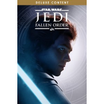 Microsoft STAR WARS Jedi: Fallen Order Deluxe Upgrade, Xbox One Video game add-on