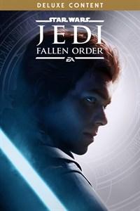 Microsoft STAR WARS Jedi: Fallen Order Deluxe Upgrade, Xbox One Video game add-on