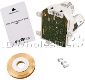 Evolis Magnetic Stripe Encoder Kit for Zenius, Primacy & Elypso - Encoder, Flywheel and Cable - S101