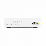 Axis D8004 Unmanaged Fast Ethernet (10/100) Power over Ethernet (PoE) White