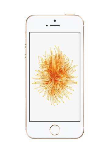 "Apple iPhone SE 4"" Single SIM 4G 128GB Gold"
