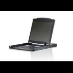 Aten LCD Console rack console Black
