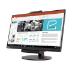 "Lenovo 10QYPAT1UK LED display 60.5 cm (23.8"") Full HD Flat Black"