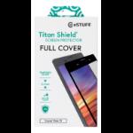 eSTUFF Huawei Mate 20 Fullcover Black Clear screen protector Mobile phone/Smartphone 1 pc(s)