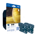 Brother LC-1100BKBP2 Ink cartridge black, 450 pages, 10ml, Pack qty 2
