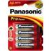 Panasonic 1x4 LR6PPG