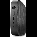 HP t530 1.5 GHz GX-215JJ Windows 10 IoT Enterprise 960 g Black