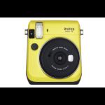 Fujifilm Instax Mini 70 Instant Camera - Yellow inc 10 Shots
