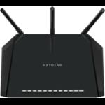 Netgear R6400 Dual-band (2.4 GHz / 5 GHz) Gigabit Ethernet Black wireless router