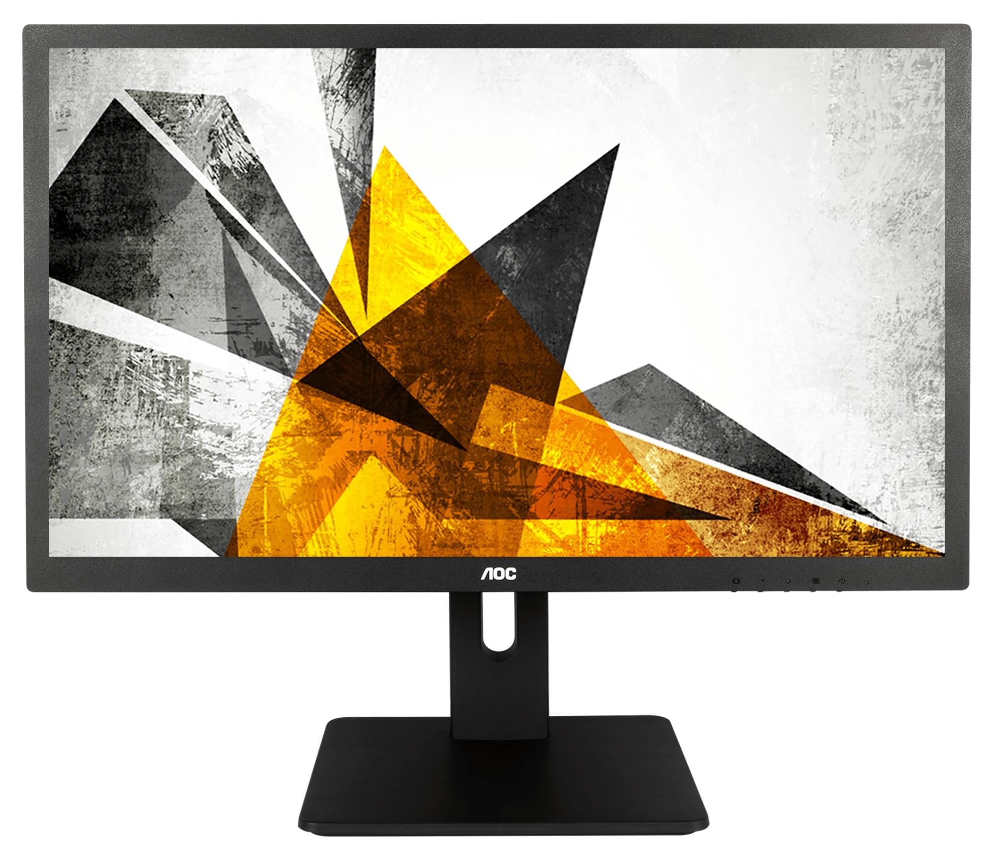"""AOC Pro-line E2475PWJ pantalla para PC 61 cm (24"""") 1920 x 1080 Pixeles Full HD LCD Negro"""