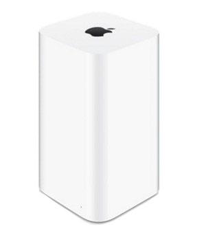 Apple AirPort Time Capsule 3TB Wi-Fi 3000GB White external hard drive