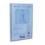 Pentel Display Book Clear personal organizer Blue