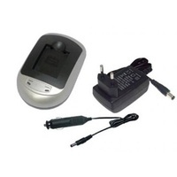 MicroBattery MBDAC1068 Auto/Indoor Black,Grey battery charger