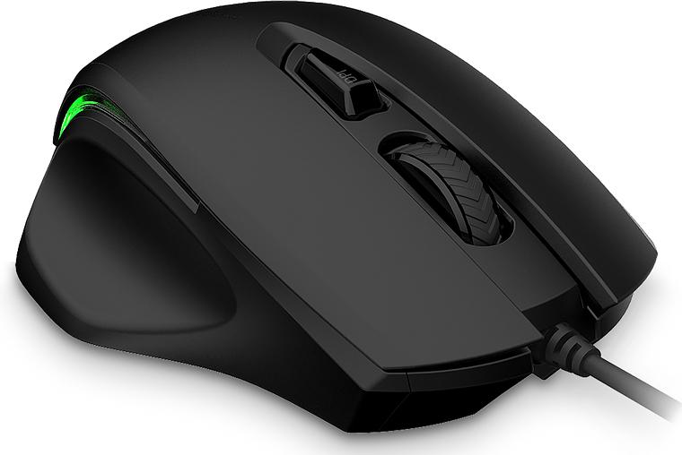 SPEEDLINK GARRIDO mouse USB Type-A Optical 2400 DPI Right-hand