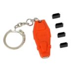 Lindy 40459 Red security access control system