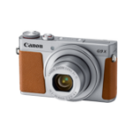 "Canon PowerShot G9 X Mark II Compact camera 20.1 MP CMOS 5472 x 3648 pixels 1"" Brown, Silver"